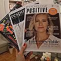 Inspiration du jour : magazines