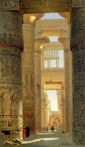 1890_korner_le_temple_de_karnak_01