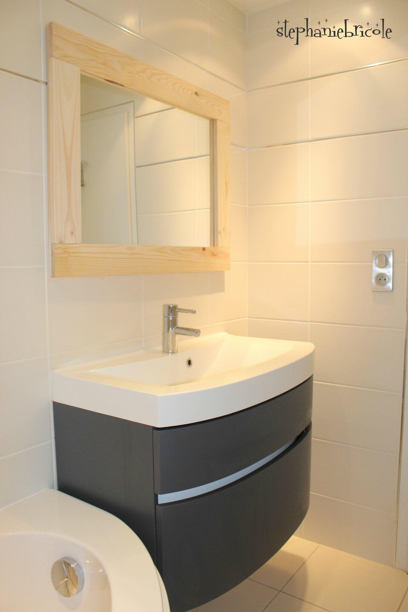 repeindre un meuble de salle de bain