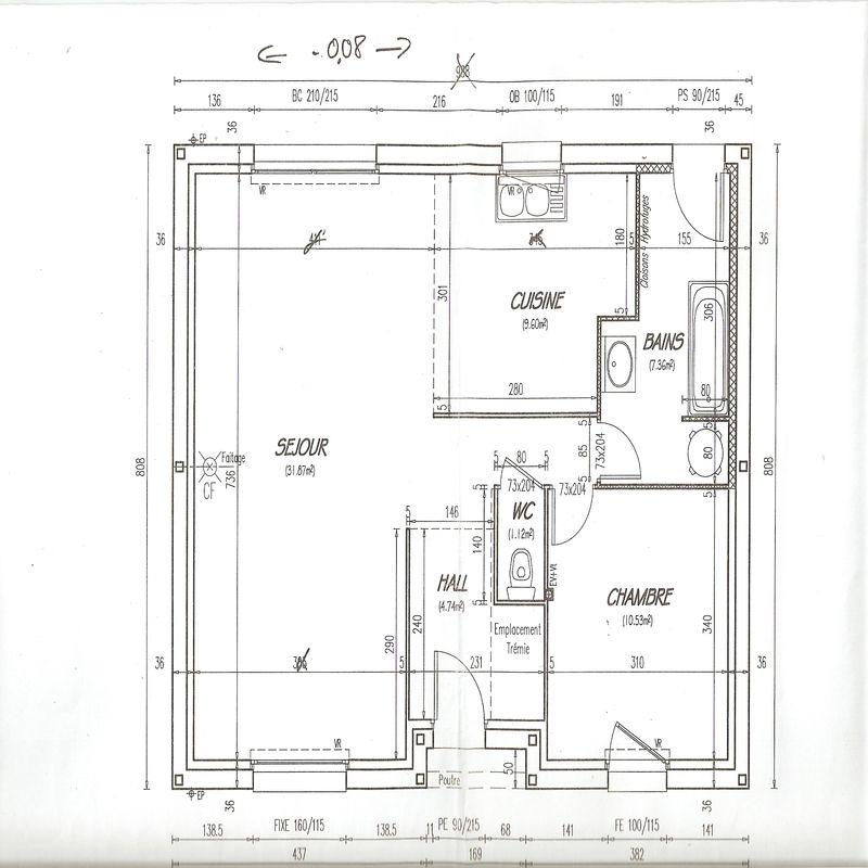 Plan De Maisons Castor Photo De PLANS DE LA MAISON