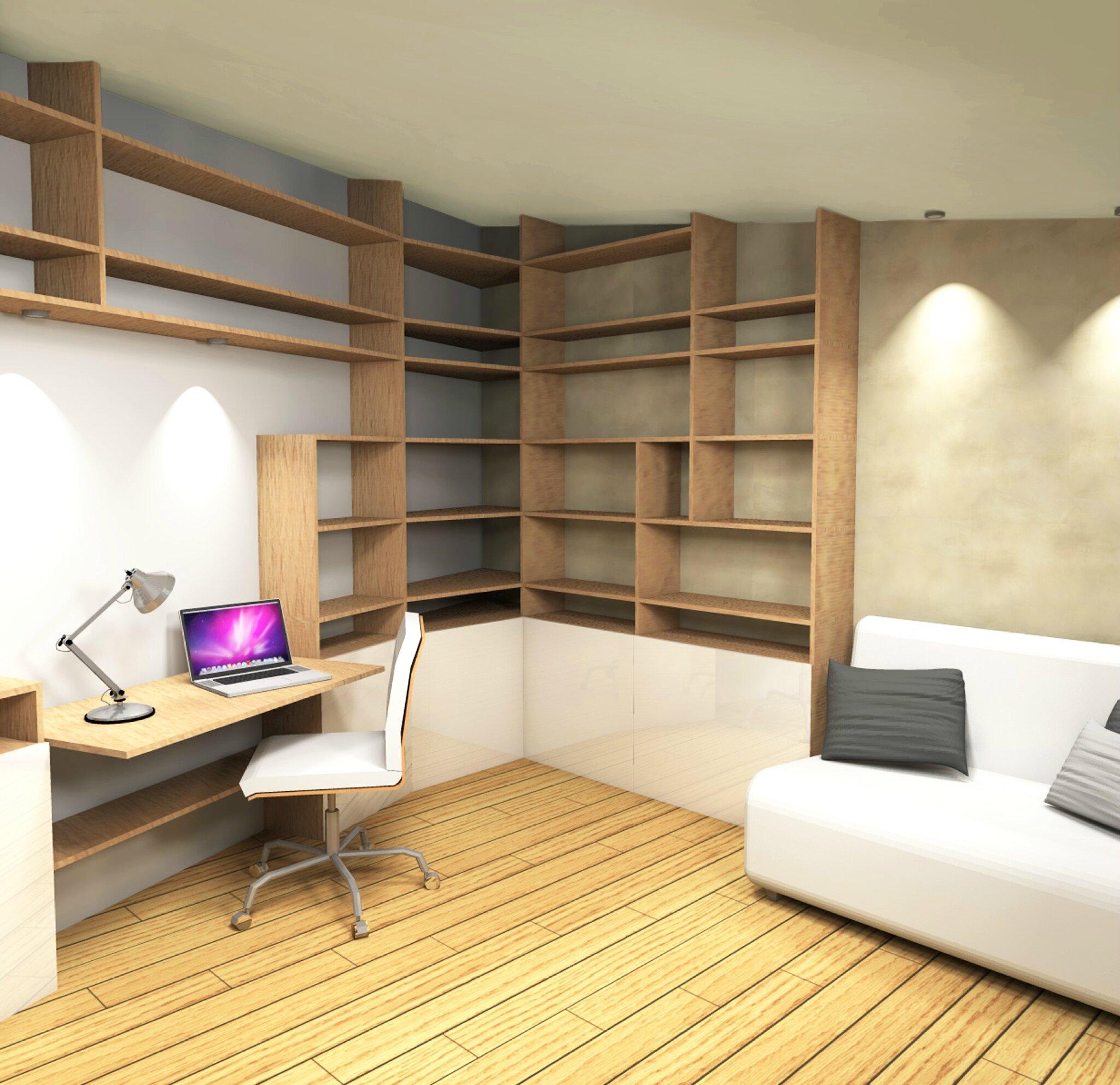 Conception Espace Bureau Chambre Ami Stinside