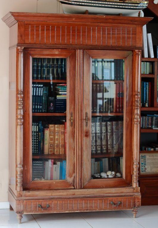 Vends Armoire Bibliothque Ancienne Tout Vendre Dans Ma
