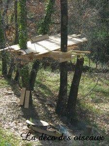 Construire Une Cabane Dans Les Arbres Les Tapes En