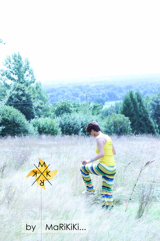 Pantalon à pont 03