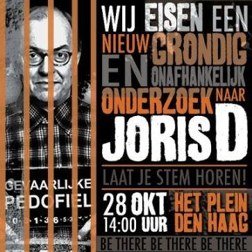 Joris D banner