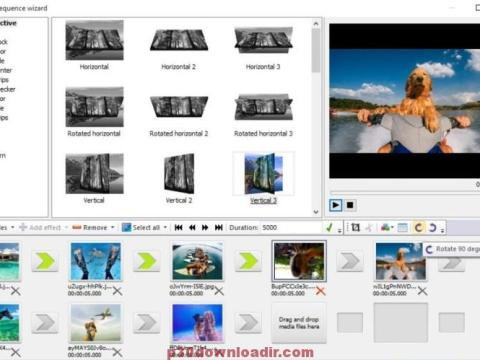 VSDC Free Video Editor Pro 6.3.9.50 Crack + License Key Final Download