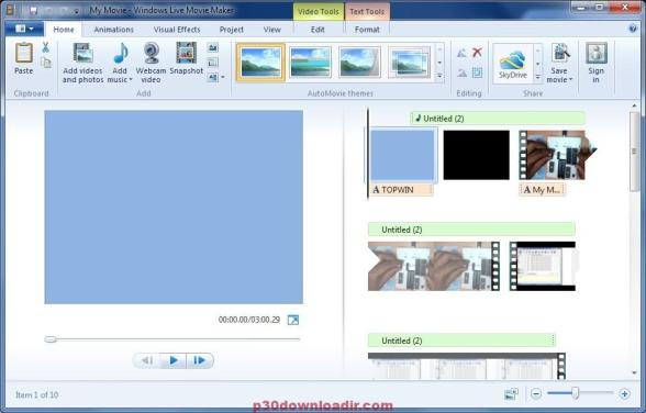 Windows Movie Maker Torrent With Registration Key Full Download