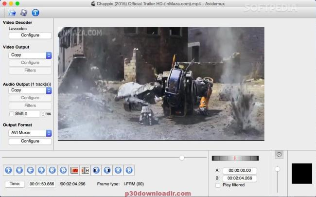 Avidemux 2.7.1v2 / Build 190210 Serial With Crack for Mac Download