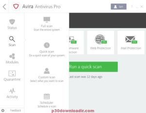 Avira Antivirus Pro 15.0.1908.1579 Serial Key Full Crack