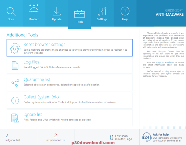 GridinSoft Anti-Malware 2020 Crack With Activation Key