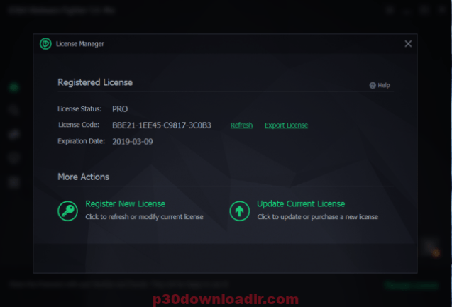 IObit Malware Fighter 2020 Crack With License Key Free Download