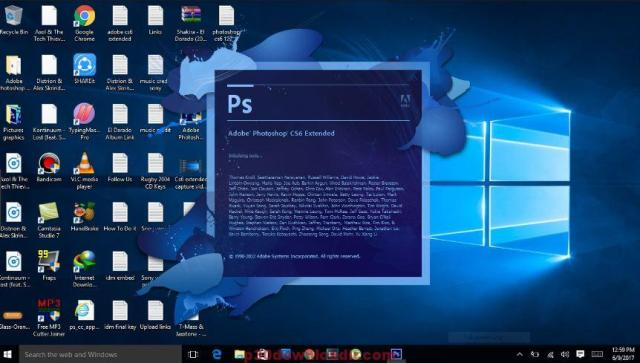 Adobe Photoshop CS6 Serial Number With License Key 2019
