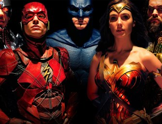 Το νέο τρέιλερ για το Justice League είναι πολύ καλό…