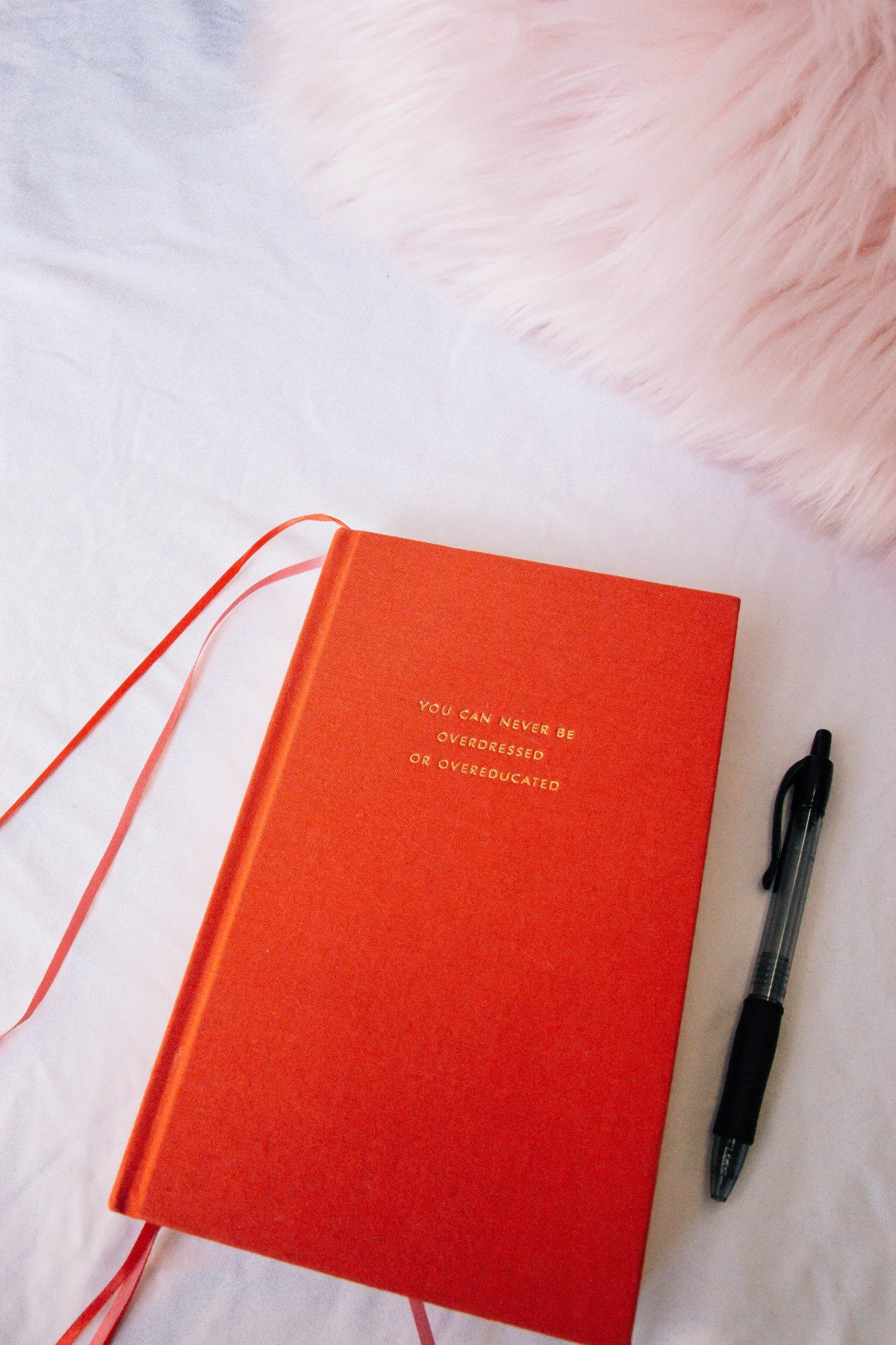 Kate Spade Journal | What's in My Pink Bag | What I Can't Leave Without