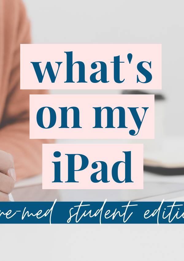 10 Must Have iPad Apps for College (What's on My iPad Video)