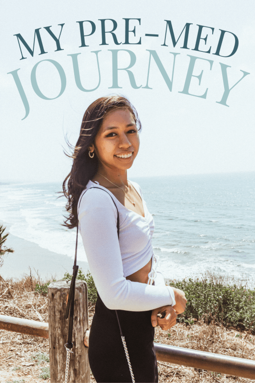 In this post, I'm sharing all the details about my ENTIRE pre-med journey- from high school, college, and as a graduate. Read to find out about everything from my grades, classes, and volunteer, clinical, research, and leadership experience!