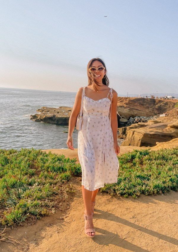A Romantic Date Night In San Diego: Cesarina and Sunset Cliffs