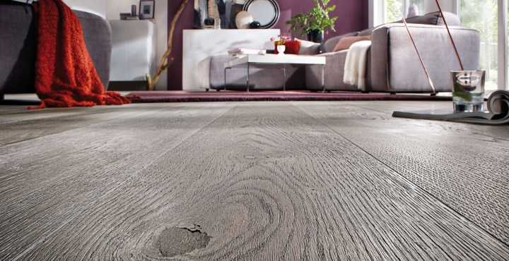 Joka Parkett - eleganter Holzboden in Landhaus- und Schiffsboden-Optik (Quelle: Joka)