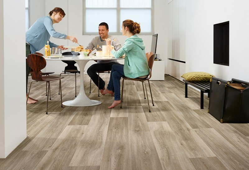 BerryAlloc Pure Click 40 Designbelag für Wohnung und Haus