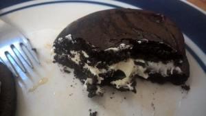 healthy oreo pancakes 2