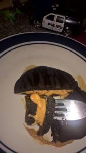 peanut butter cup pancakes 2