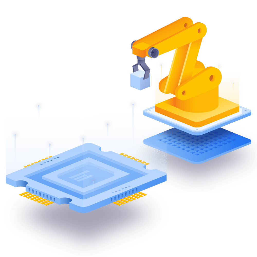 P3iD Robotic Process Automation (<abbr class='c2c-text-hover' title='Robotic Process Automation'>RPA</abbr>)