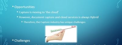 Cybersecurity for Cloud Capture solutions by P3iD Technologies