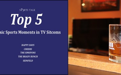 Top 5 Classic Sports Moments in TV Sitcoms