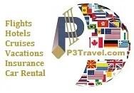P3 Travel |   Logo P3 Travel website banner 1