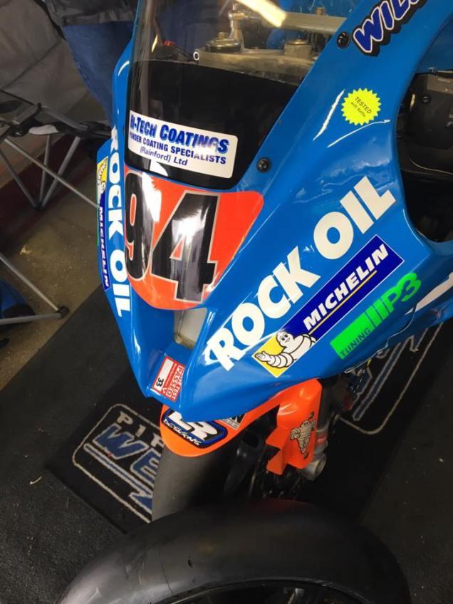 Lee Willo racing P3 1