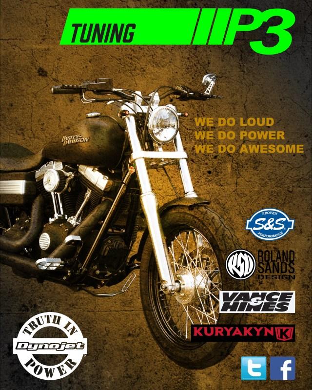 Harley Davidson Liverpool P3 Tuning