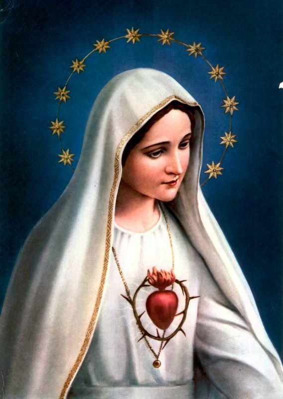 Résultats de recherche d'images pour «vierge de fatima»