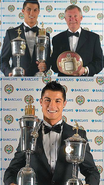 Cristiano Ronaldo Trophe Cristiano Ronaldo