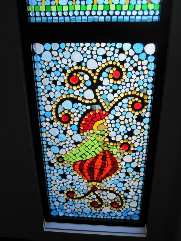 Mosaique Sur Verre Eli Collection