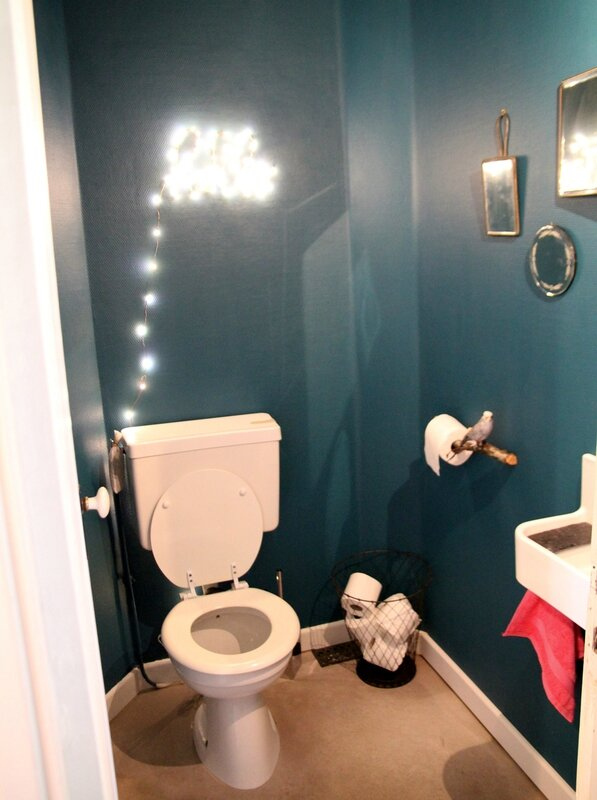 La Dco Des Toilettes On En Parle Barnab Aime Le Caf
