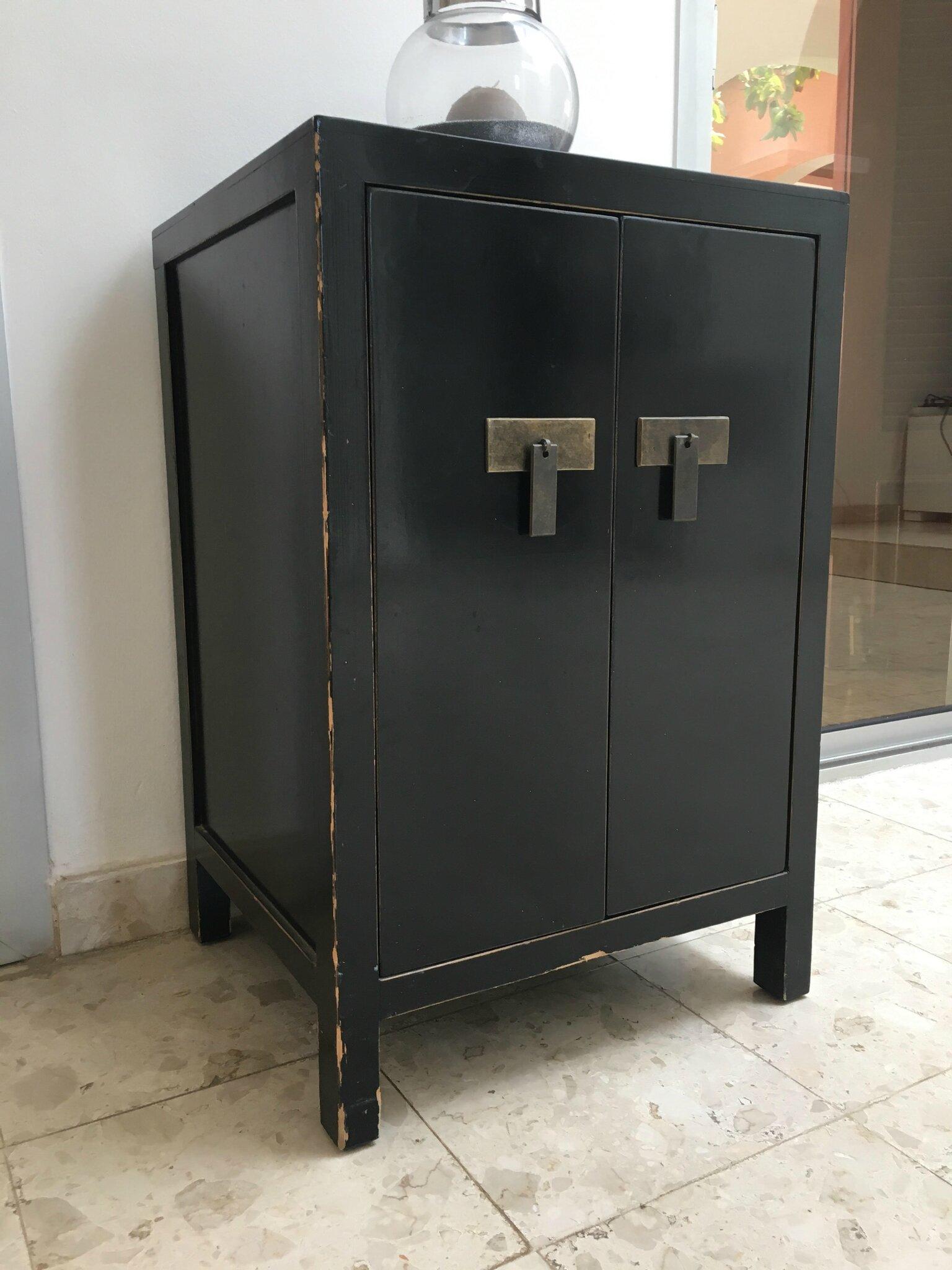 petit meuble style asiatique vente