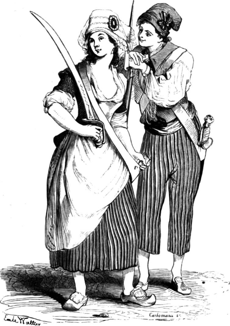"""Résultat de recherche d'images pour """"les sans culottes"""""""