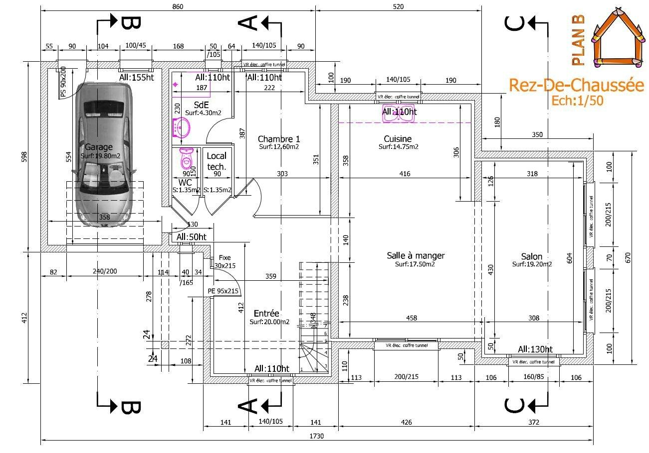 Construction D Une Maison D Habitation Rt Le