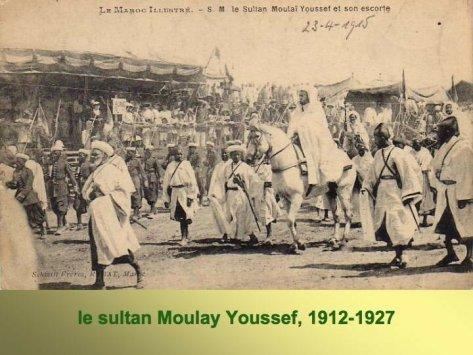 Sultans (souverains) du Maroc de 1631 à 1999 - études-coloniales