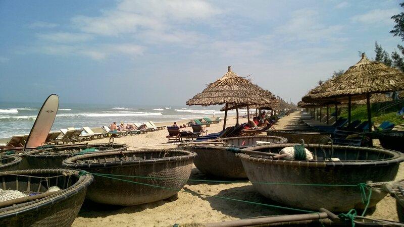 An Bang Beach, à 4 km de Hoi An