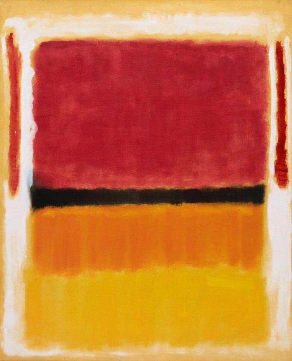 Mark Rothko, 1949's paintings - Alain.R.Truong