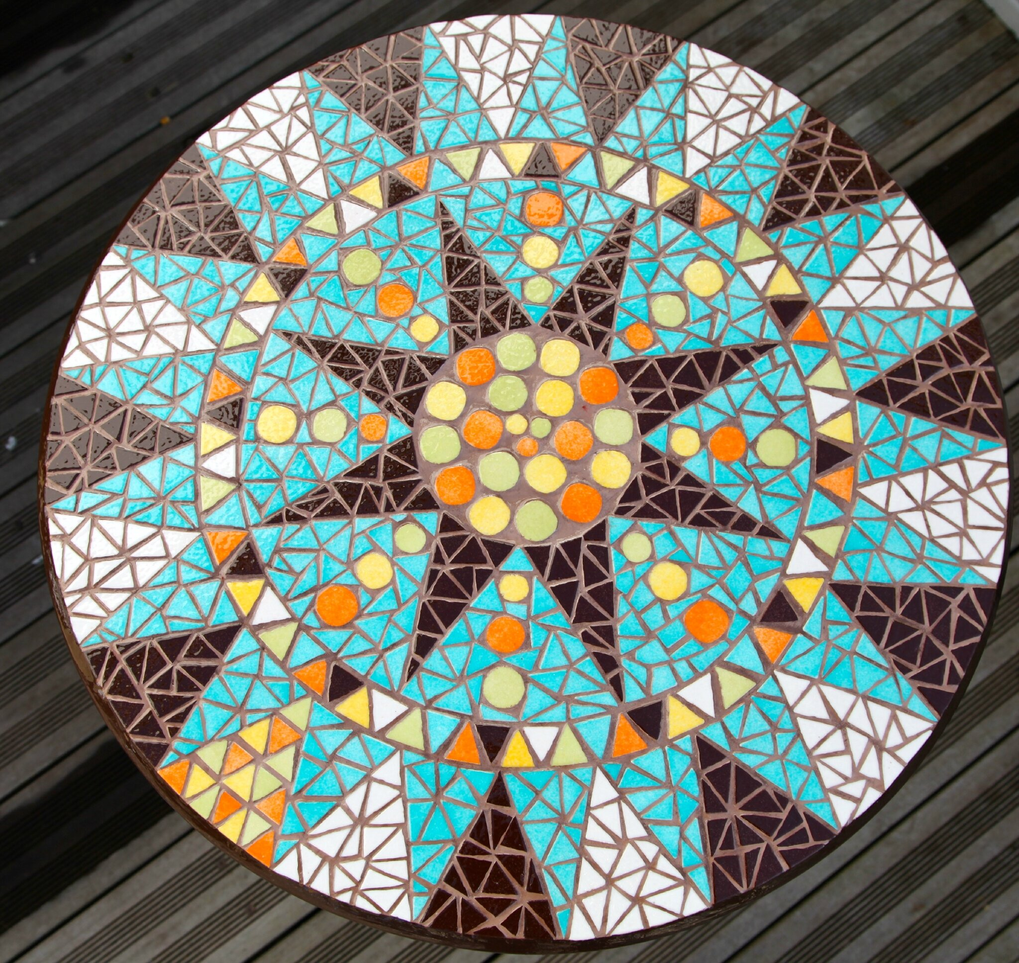 Anouk Mosaic Mosaque Dart