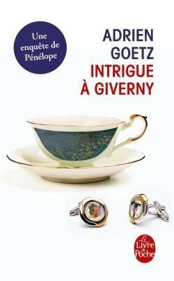 Intrigue à Giverny, Adrien Goetz