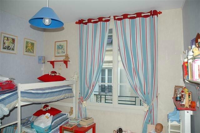 double rideaux pour chambre d enfants