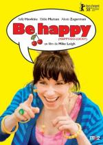 affiche-Be-happy-Happy-Go-Lucky-851d8