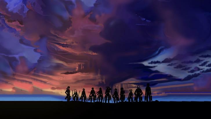 Anime Attack On Titan Hd Wallpaper Wallpaperbetter