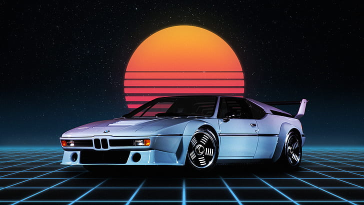 Make it easy with our tips on application. Bmw M1 Retro Style Synthwave German Cars Cyberpunk Hd Wallpaper Wallpaperbetter