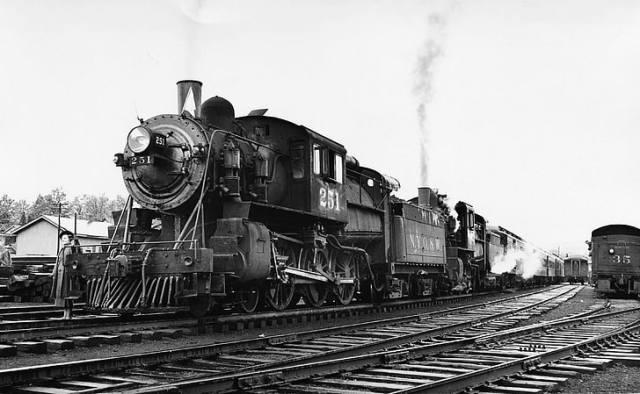 Kara tren, retro, tren, siyah ve beyaz, demiryolu, HD masaüstü duvar kağıdı   Wallpaperbetter