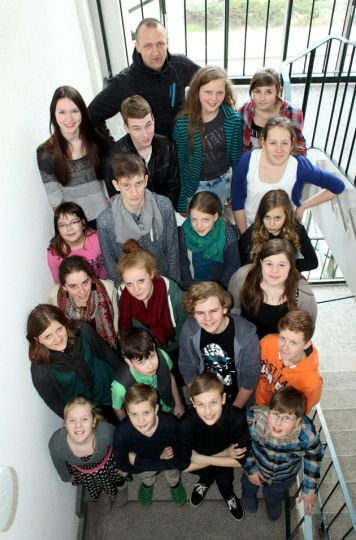 Schülervertretung 2013 / 2014