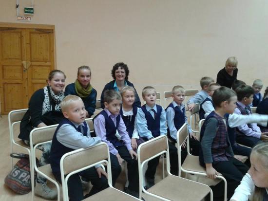 Schüleraustausch St. Petersburg 2